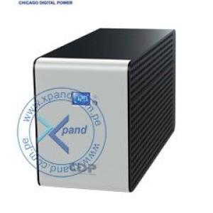 UPS CDP R-Smart 1210i, interactivo, 1200VA, 720W, 220V, 10 tomacorrientes. 5 tomas  con respaldo de batería y  AVR, 5 tomas de supresión de picos, pantalla LCD, interfaz de comunicación USB.