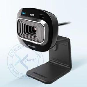 Camara de Videoconferencia Microsoft LifeCam HD-3000, HD 720p, CMOS Sensor