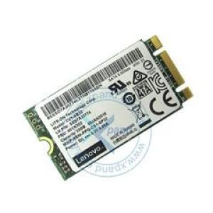 Unidad de estado solido Lenovo 7N47A00129, 32GB, SATA 6.0 Gbps, M.2, 2242. Velocidad de Lectura 260 Mbps, velocidad de Escritura 40 Mbps, NAND Flash MLC.