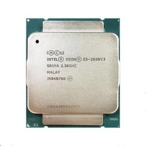 Procesador Intel Xeon E5-2650 V3 ES QEYN 25MB 2.2Ghz 105W 22nm 10 Core LGA2011-3