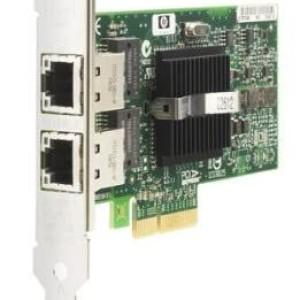412651-001 HP NC360T PCI EXPRESS DUAL PORT GIGABIT SERVER ADAPTER - NEW OPTION/RETAIL: 412648-B21 SPARE: 412651-001 PART/ASSEMBLY: 412646-001 BOLSA