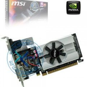Tarjeta de video MSI NVIDIA GeForce 210, 1GB DDR3 64-bit, HDMI/DVI/VGA, PCI-E 2.0 X16.