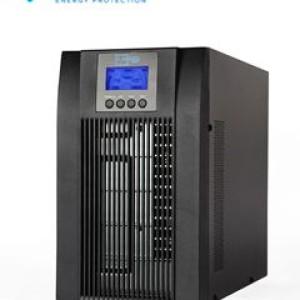 UPS Elise UDC-2K-T-G2, On-Line, 2000 VA, 1800 W, 220VAC, Monofásico con tierra, USB. Tecnología de doble conversión, 4 tomas NEMA 5-15R, diseño DSP permite un control preciso y fiable, factor