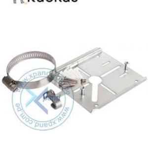 Base de montaje multipropósito Ruckus 902-0120-0000, seguro padlock con ZoneFlex R710.