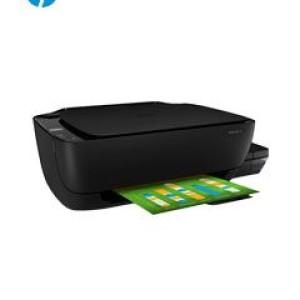 Impresora Multifuncional con tanque de tinta HP 315, Imprime/Escáner/Copia, USB. Imprime 8 ppm negro / 5 ppm color, resolución 4800x1200 dpi, escáner de 1200x1200 dpi, maximo de copia 9, band