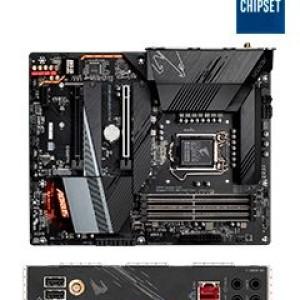 MB GB Z590 AORUS ELITE AX DDR4
