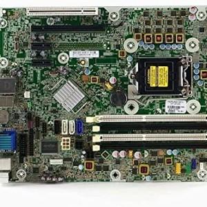 Placa HP 615114-001  611794-001 614036-002 Elite 8200-6200 SFF  LGA 1155 - Retirado de Equipo en Uso