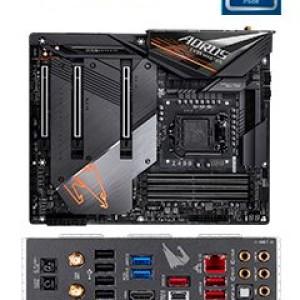 Motherboard Gigabyte Z490 AORUS MASTER (rev. 1.x) LGA1200, DDR4, SATA 6.0Gb/s, USB 3.2 Soporta procesadores de 10ma Generación Intel Core i9 / i7 / i5 / i3 / Pentium / Celeron, 4 ranuras DDR4
