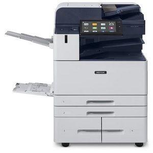Impresora Láser Multifunción Xerox AltaLink B8100 B8155 Inalámbrico - Monocromo - Copiadora/Impresora/Escáner - 55 ppm de impresión monocolor - 1200 x 2400 dpi Impresión - Dúplex impresión Au
