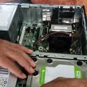 Cambio de Placa en CPU HP DELL Lenovo - Solo servicio de cambio
