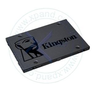 "Unidad de Estado Solido Kingston A400, 120GB, SATA 6Gb/s, 2.5"", 7mm, TLC.  Velocidad de escritura 320 MB/s, velocidad de lectura 500 MB/s, NAND Flash Memory Triplle Level Cell (TLC), controla"