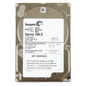 Disco Duro SEAGATE 900GB 10K 2.5 SAS 6GB/S ST900MM0006 SAVVIO  para servidores HP, Lenovo, IBM DELL - Usado Garantia 12 Meses