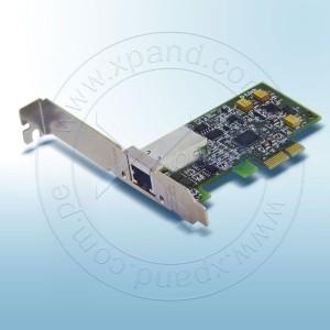 Tarjeta de red D-Link DGE-560T Gigabit Pci Express2Gbps, eliminando asi los cuellos de botella existentes con las actuales arquitecturas bus PCI de 32 y 64 bits