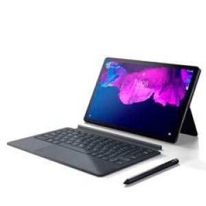 "Tablet Lenovo Tab P11+Keyboard Pack+Precision Pen 2, 11"" 2000x1200 2K IPS Multi-Touch Procesador Qualcomm Snapdragon 662 Octa-Core 2.0GHz, Memoria RAM 6GB LPDDR4x, Almacenamiento interno de 1"