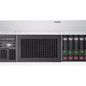 Servidor HP DL380 Gen9 2x Intel Xeon E5-2683 v4 2.10GHz 16 Core cada procesador  Total 32 Core Fisico Memoria DDR4 de 128GB 2 Discos SSD SAS de 400GB 12Gbps 2.5 y 2 Discos 1.8TB 12G 10K SFF 2