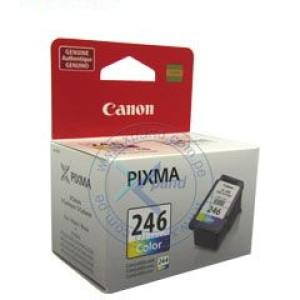 Cartucho de tinta Canon CL-246, Tri-Color, FINE Technology, 180 paginas. Compatible con Impresoras Canon: Canon PIXMA iP2820 Canon PIXMA MG2420 Canon PIXMA MG2520 / MG2522 / MG2525 Canon