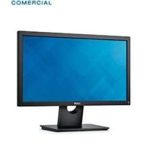"Monitor Dell 20 E2016HV, 19.5"" 1600x900, TN LED, VGA Tasa de Refresco 60Hz, Relación de aspecto 16:9, Brillo 200 cd/m², Contraste Ratio 1000:1, Tiempo de respuesta 5ms negro a blanco, 100-240"