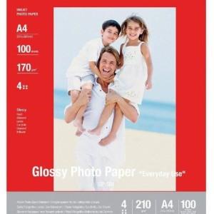 PAPEL FOTO CANON GP-501 A4 X 100 GLOSSY