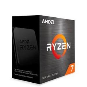 Procesador AMD Ryzen 7 5800X, 3.80GHz, 32MB L3, 8 Core, AM4, 7nm, 105W. No integra controlador de video. No Incluye fan cooler.