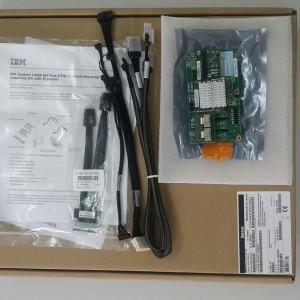 """x3650 M4 Plus 8x 2.5in HS HDD 69Y5319- System x3650 M4 8x2.5"""" HS HDD Expander Kit  90Y4661   81Y6772  00D3049"""