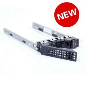 """Lenovo RD630 RD530 RD640 RD540 2.5"""" HDD Tray 03X3836 31049382"""
