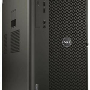 Dell Precision T7920 2 Procesadores Xeon Silver 4210 2.20 GHz de 10 Core total 20 Core Fisicos Memoria RAM 128GB Dos discos 1TB SSD M.2  + 1 Disco adicional SATA de 1TB,  Tarjeta de video 8GB
