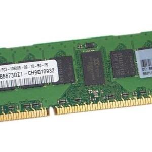 HP 500656-B21 500202-061 501533-001 2GB 2RX8 PC3-10600R-9