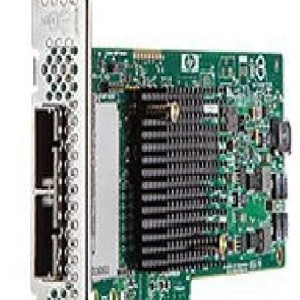 HP H221 6G PCIe 2.0 SAS/SATA 650931-B21 660087-001 638836-001   server G8 G9 Pedido 20 dias