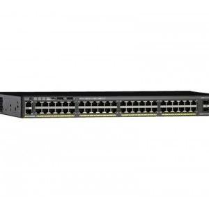 Cisco WS-C2960X-48FPD-L Catalyst 2960-X 48 GigE PoE 740W 2x10G SFP - Usado garantia 12 Meses