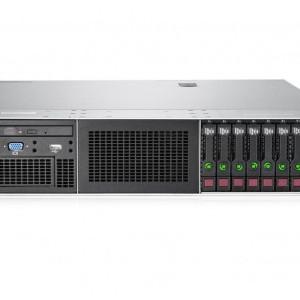 Alquiler Mensual  de Servidor HP DL380 Gen9 24 Core Fisicos 2x Intel Xeon E5-2678 V3  2.5GHz  Memoria DDR4 de 256GB 2 Discos Solido SSD 400GB SAS de 12G  + 3 Discos 1.8TB 12G 10K SFF 2.5 SAS