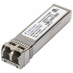 Modulo Finisar FTLX8574D3BCV SFP transceiver GigE P/N: FTLX8574D3BCV