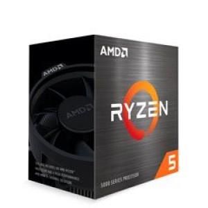 Procesador AMD Ryzen 5 5600X, 3.70GHz, 32MB L3, 6 Core, AM4, 7nm, 65W. No integra controlador de video.