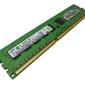 HP 4GB 2RX8 PC3-10600E DDR3 500672-B21 500210-071 G6/G7