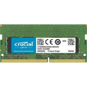 Memoria Crucial DDR4-3200 SODIMM 32GB CL22 Notebook CT32G4SFD832A