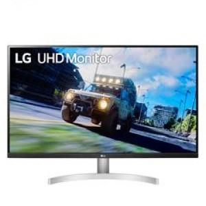 """Monitor LG 32UN500-W, LED 31.5"""" VA 3840 x 2160 (UHD), DP / HDMI x2  Relación de aspecto 16:9, brillo 350 cd/m², Contraste original 3000:1, Tiempo de respuesta 4ms, Angulo de vision 178º(R/L),"""