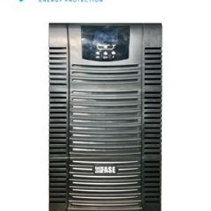 UPS Elise Fase Online Serie Zen 6000VA / 5400W / Bornera Entrada - Salida 30Amp / USB Equipo con tecnologia de procesador digital de señales (DSP). Panel de facil acceso con pantalla LCD retr