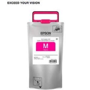 Bolsa de tinta Epson T974 DURABrite Pro, Magenta, 84 000 paginas, WorkForce Pro WF-C869R.