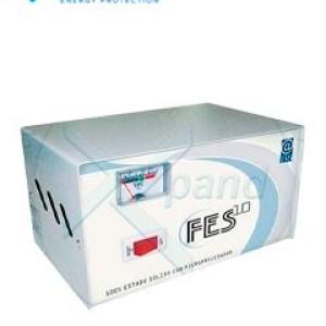 Estabilizador Elise - Fase FES-10, Sólido, 1.0kVA, 220V, 4 tomas a 220V, 1 toma a 110V. El nuevo FES-10 de la familia FASE es un equipo compacto de estado sólido, que ofrece una mejor respue