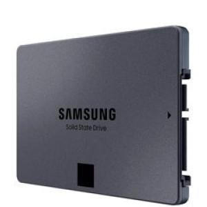 """Unidad en estado solido Samsung 870 QVO 1TB SATA 6Gb/s, 2.5"""" SSD - Tecnologia V-NAND Velocidad de escritura 530MB/s, velocidad de lectura 560MB/s."""