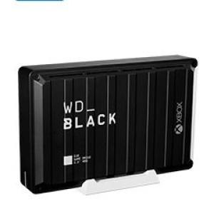 Disco duro externo WD_BLACK D10 Game Drive para Xbox, 12TB, USB 3.2 Gen 1