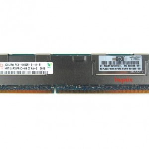 Memoria HP 4GB PC3-10600R  500658-B21  501534-001 500203-061 - USADO