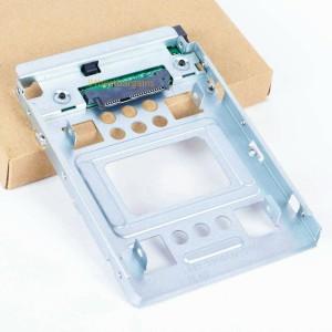 Adpatador de 2.5 SSD a 3.5 654540-001 compatible con varios modelos de Servidores