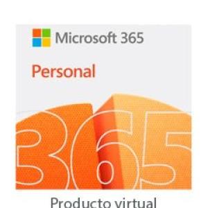 Microsoft 365 Personal - Licencia de suscripción (1 año) - 1 persona