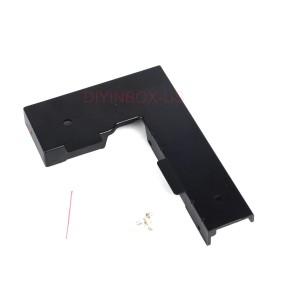 Adaptador de 2.5 SSD a 3.5 00FC28 para colocar discos de 2.5 en Caddy de 3.5 compatible con servidores G8 G9