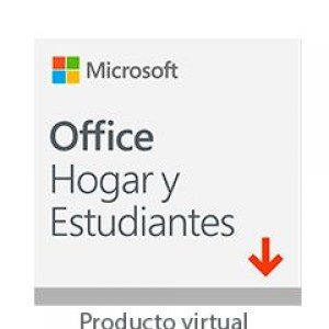 Microsoft Office Home and Student 2019 - Licencia - 1 PC / Mac