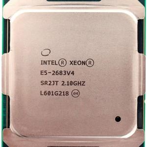 Procesador E5-2683 V4 SR2JT Intel Xeon 16 Core 2.10GHz Retirado de Equipo en Uso Garantia : 12 Meses