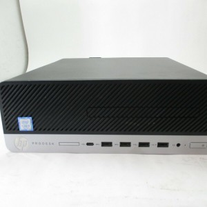 HP  ProDesk 600 G3  Intel Core I5-7500 3.40GHZ 16GB DDR4 Disco Solido 500GB SSD Intel HD Graphics 530 Windows 10 Pro - Producto Usado Garantia : 12 Meses Incluye Teclado y Mouse - Equipo en e