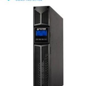 UPS Elise Plug & Power URT-1K, On-Line, 1000VA, 900W, 220V, USB, 2U.