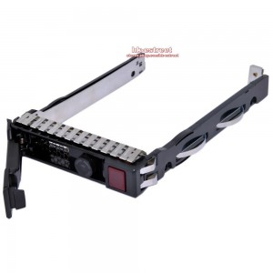 HP 2.5-inch (SFF) Hot-Plug G8 G9 G10 (Gen8 Gen9 Gen10) SmartDrive Carrie