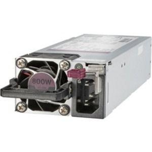 Fuente de alimentación HPE 865414-B21, 800W, 100V - 240VAC, 80 Plus Platinium, Hot-Plug. Flex Slot, Low Halogen.